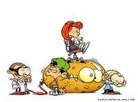 Les webtoons de Kid Paddle