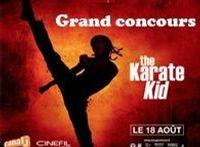 Karate Kid : le grand jeu !