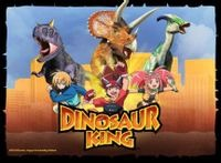 Dinosaur King, les vidéos !