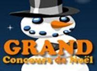Le jeu de noël sur Canalj.fr, grand jeu concours !