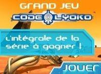 Grand Jeu Code Lyoko