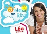 Léa Passion présente Réalise Ton Rêve