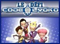 Le défi Code Lyoko