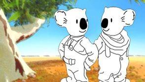 Coloriages Les Frères Koala