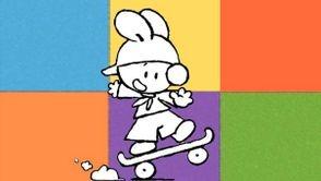 Coloriages Petit Lapin Blanc