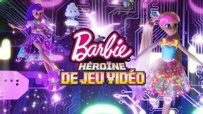 Barbie, l'héroïne de jeu vidéo