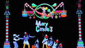 le spectacle de Mary Candie's