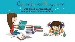 Tiji, enfants, Les Enfants Roy, livres