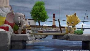 Mika & Sebastian, les aventures de la poire géante