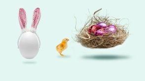 TiJi, enfants, Pâques, dossier, cadeaux, chocolats, lapin, le savais-tu