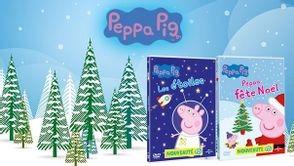 Peppa Pig : les nouveaux DVD