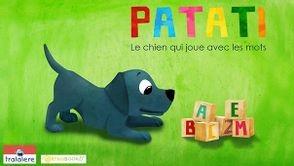 """Le livre numérique """"Patati"""""""