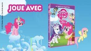 "DVD My Little Pony ""La création d'Equestria"""
