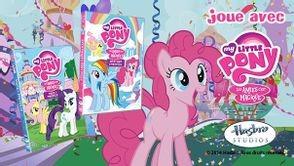 Jeu-concours DVD My Little Pony saison 1, volume 4 et 5
