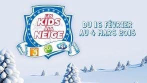 Les Kids à la Neige 2015