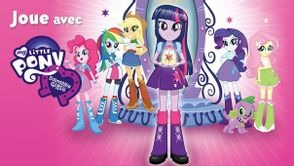 Jeu-concours My Little Pony - Equestria Girls