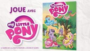 Jeu-concours My Little Pony