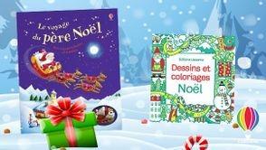 Jeu-concours de Noël Usborne
