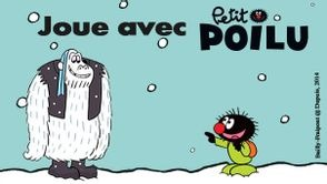 Jeu-concours BD Petit Poilu