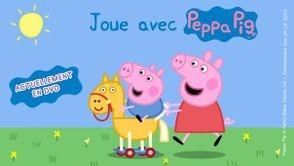 Joue avec Peppa Pig !