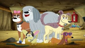 Les Puppies : l'Agence Canine - Personnages