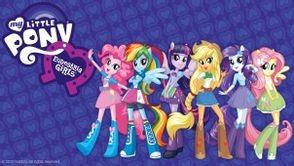 TiJi, enfants, Equestria Girl, Saison 3, personnages, héros, dessins animés