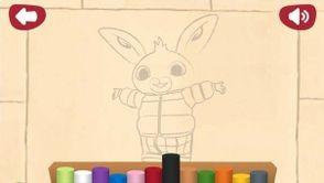 tiji, enfants, jeu, dessin, dessine, dessine à la craie, joue avec Bing, jeux HTLM5