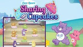 Jeu les Bisounours Sharing Cupcakes
