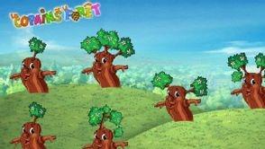 Jeu des Copains de la forêt