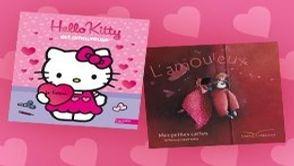 Jeu-concours Hello Kitty Spécial Saint Valentin