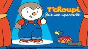 Jeu-concours DVD T'Choupi fait son spectacle