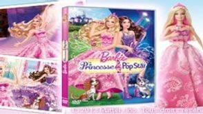 Jeu-concours Barbie La Princesse et la Popstar