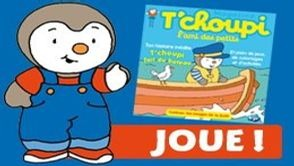 Ton magazine T'Choupi à gagner