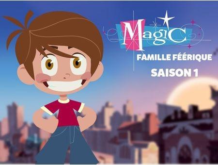 Magic : Famille féérique