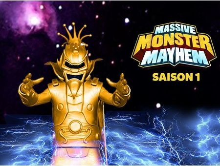 Massive Monster Mayhem - Le Monstrueux Challenge