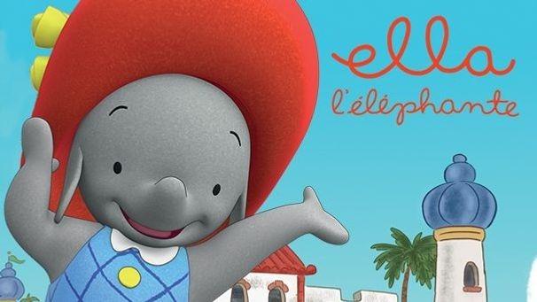 L'histoire d'Ella l'éléphant