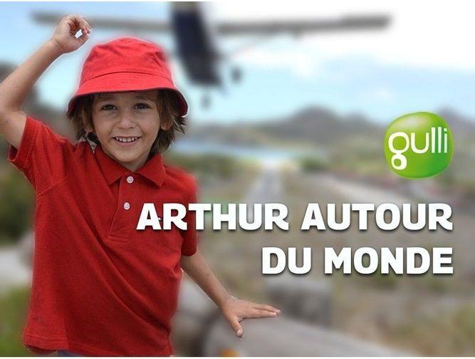 Arthur autour du Monde