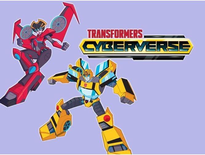 Transformers - Cyberverse