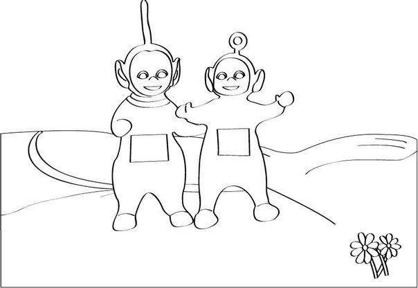 Coloriage teletubbies 57 coloriage les teletubbies coloriages dessins animes - Gulli fr coloriage ...