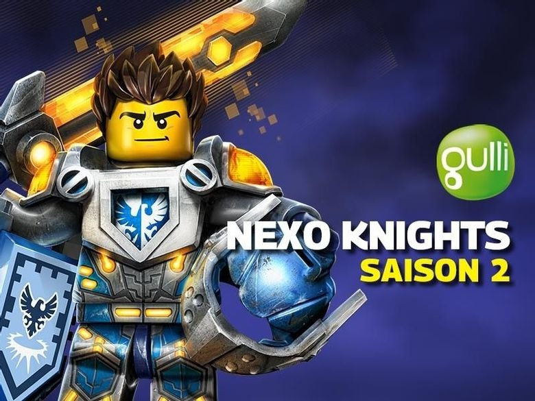 Revoir nexo knights en replay