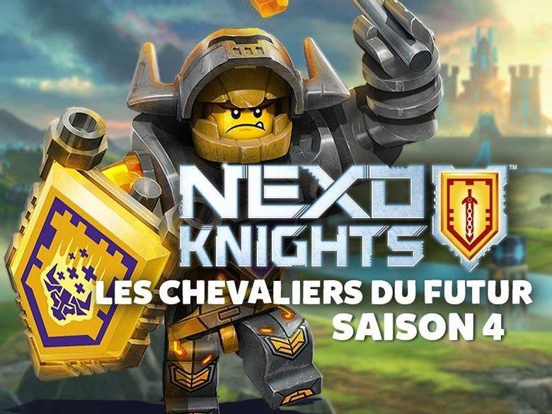 Nexo knights les chevaliers du futur en streaming