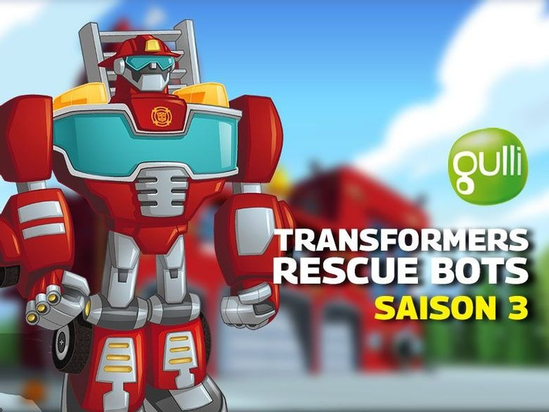 Revoir transformers rescue bots : mission protection en replay