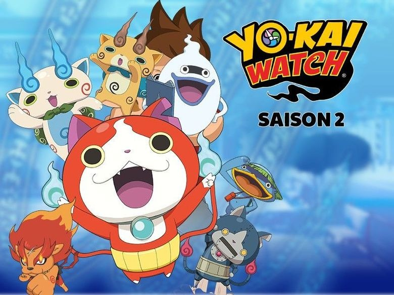 Revoir yo-kai watch - ils sont invisibles ils sont partout en replay