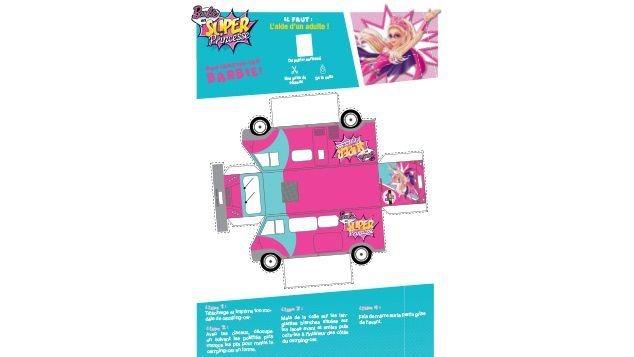 Telecharger Barbie Dessins Animes Mes Heros Gulli