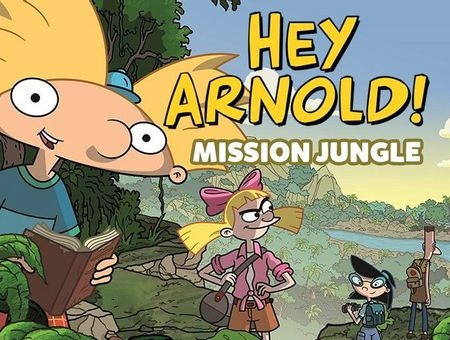 Hey Arnold Mission Jungle - Le Film