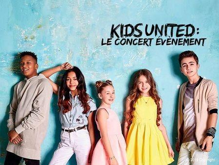 Kids United: Le Concert Evènement