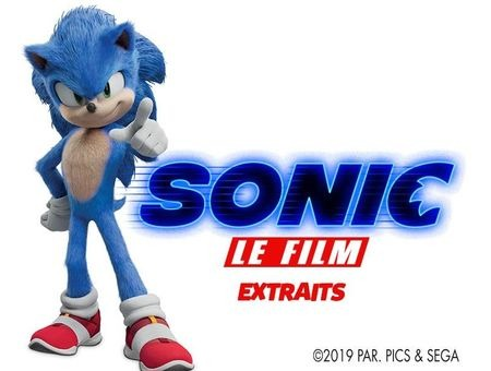 Sonic le film - Extrait du film