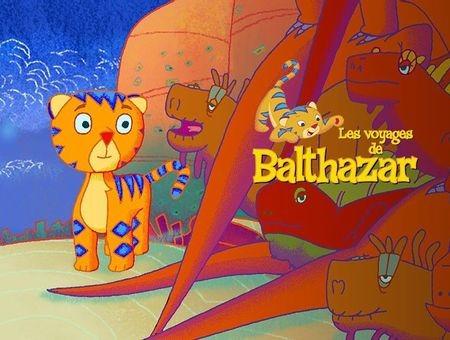 Balthazar et les oies sauvages