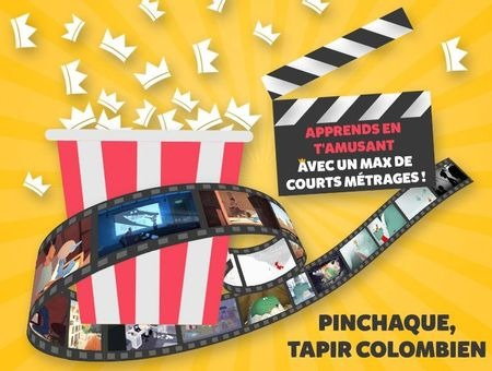 Pinchaque le Tapir Colombien