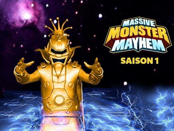 Le groupe de Master Mayhem